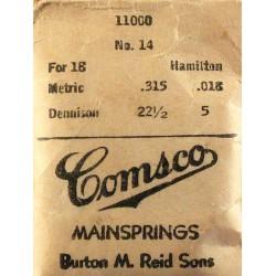 Hamilton 16 Size 14 / 11000