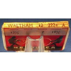 Waltham 12 Size - 2224A - WHITE ALLOY