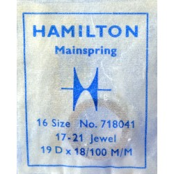 Hamilton 16 Size - 718041