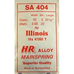 """Illinois 18s - 47303 """"T"""" End"""