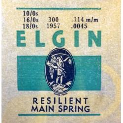Elgin 10/0-16/0-18/0 Size - 1957-300