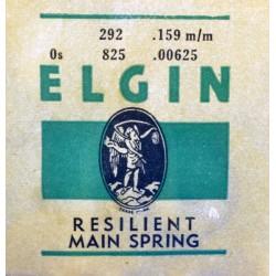 Elgin 0s - 6164 - 825