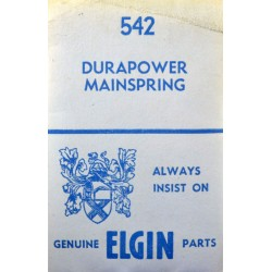 Elgin 10s - 532 Durapower (WHITE ALLOY)