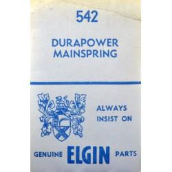Elgin 10s - 532 Durapower (WHITE ALLOY)
