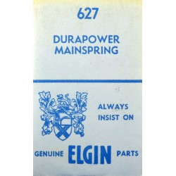 Elgin 627 Durapower (WHITE ALLOY)
