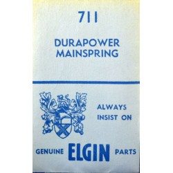 Elgin 711 Durapower (WHITE ALLOY)