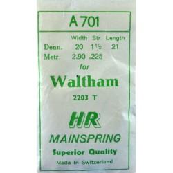 Waltham - 18 Size - 2203 - T