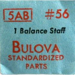 Bulova balance staff - 5AB