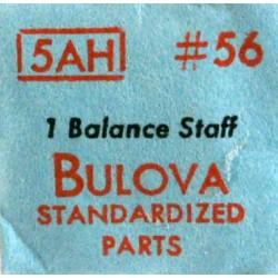 Bulova balance staff - 5AH