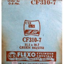 G&S CF310-7