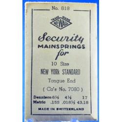 New York Standard 7080