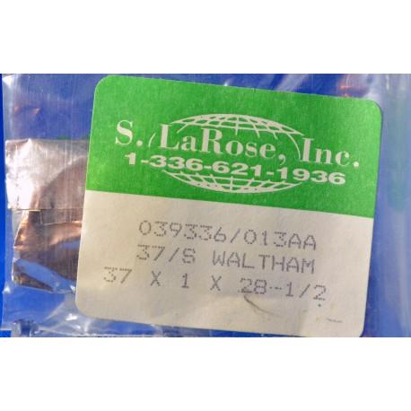 Waltham 37 Size Mainspring