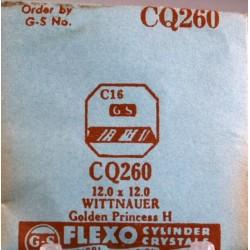 G&S CQ260