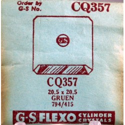 G&S CQ357
