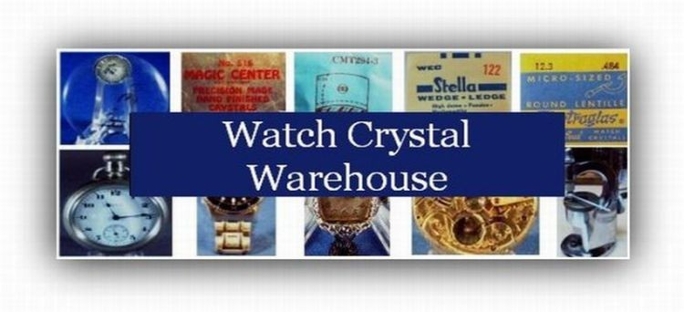 Watch Crystal Warehouse